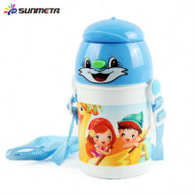 Sublimation Cute Kid Water Bottle 400ml
